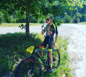 Cross Country Junior Mountainbike Challenge